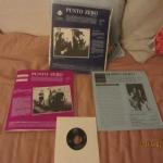 lotto di tre RIVISTE MUSICALI IN VINILE N. 5/6 - 7 - 16/17