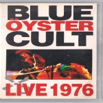 BLUE OYSTER CULT Live 1976 VHS