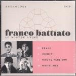 FRANCO BATTIATO ANTHOLOGY LE NOSTRE ANIME COFANETTO 3 CD NUOVO E SIGILLATO !!