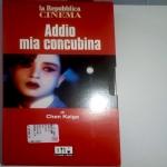 ADDIO MIA CONCUBINA in omaggio a chi acquista un'altra VHS