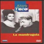 Lattuada A. - LA MANDRAGOLA (i film di Tot�, 1965) DVD