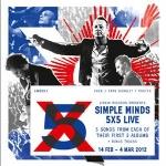 SIMPLE MINDS 5X5 LIVE-