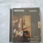 Maurizio Vercon: cd Everything is here (imballato)