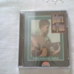 Todd Hallawell: cd Before my time (imballato)