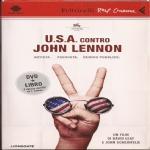 Leaf D., Scheinfeld J. - U.S.A. CONTRO JOHN LENNON (The US vs. J.L., 2006) DVD + LIBRO