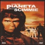 Taylor D. - FUGA DAL PIANETA DELLE SCIMMIE (Escape from the Planet of the Apes, 1971) DVD
