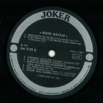 Buon natale ed. del 1969 - SM 3150 - Joker (6319)