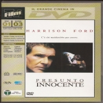 Pakula A. - PRESUNTO INNOCENTE (Presumed Innocent, 1990) DVD