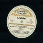 I tesori della musica classica n. 11 - Curcio - Schubert- La trota (6317)