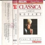 Classica la musica di Mozart