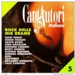 Cantautori Italiani Vol. 5 - Rock Delle Mie Brame