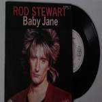 ROD STEWART  - Baby Jane / Ready now.