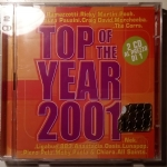 2 CD TOP OF THE YEAR 2001