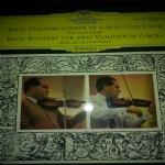 Johann Sebastian Bach - Violinokonzerte in A-moll und E-dur - Konzert fur zwei violinen in D-moll