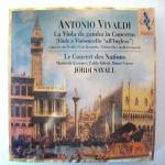 Antonio Vivaldi - La viola da gamba in Concerto