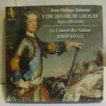 L'Orchestre de Louis XV - Rameau Suites d'Orchestre