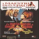 Di Leo F. - LA BESTIA UCCIDE A SANGUE FREDDO (1971) DVD