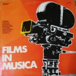 Cinevox - FILMS IN MUSICA (1971) LP