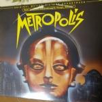 Moroder G. - METROPOLIS (1984) LP