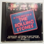 ROLLING STONES - THE BEST OF ROLLING STONES - LIVE RECORDING - CD - 1992