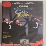 GALA' LIRICA - Carmen, Rigoletto, La Traviata, Tosca