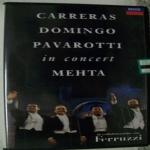 CARRERAS � DOMINGO - PAVAROTTI in concerto