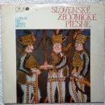 slovenske zbojnicke piesne
