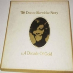A Decade Of Gold - The Dionne Warwicke Story - 3 LP - SLCS 7014