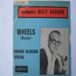 BillY Vaughn - Wheels