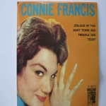 Doppio 45 giri Connie Francis