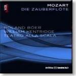 DIE ZAUBERFLÖTE (Il Flauto Magico)- DVD La Scala - Opera di W.A. Mozart