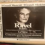 Bolero, La valse, Concerto per la mano sinistra