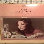 La traviata , brani scelti