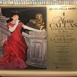 Gli dei della musica - Maria Callas, selezione di brani dalla Traviata