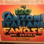 Le 120 canzoni Italiane piu' famose del secolo (cofanetto 10 LP)