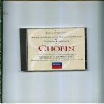 CHOPIN PIANO CONC OP 11 VARIAZIONI OP 2 ANDANTE OP 22