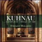 Kuhnau Complete Organ Music (2015)   5028421950891