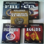INTELLIGENCE storia dei servizi segreti: CIA, KGB, FBI, Servizi di Sicurezza Francesi, Le grandi spie del XX secolo