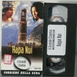 Rapa Nui FILM VHS Kevin Reynolds Jason Scott Lee, Esai Morales, Kevin Costner
