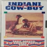 TORO SEDUTO E IL GRANDE POPOLO SIOUX VHS INDIANI & COW-BOY