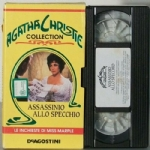 Assassinio allo specchio FILM VHS Agatha Christie Collection