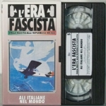 L'Italia in guerra Ali italiane del mondo 5 Film Vhs