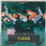 Platoon Oliver Stone FILM VHS Tom Berenger, Willem Dafoe, Charlie Sheen, Johnny
