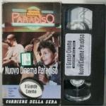 Nuovo cinema paradiso FILM VHS Tornatore Philippe Noiret, Salvatore Cascio,