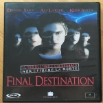 Final Destination Il Tuo Destino E' Gi� Segnato Non Sfidare La Morte DVD