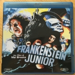 Frankenstein Junior Blu-Ray Disc DVD