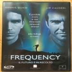 Frequency Il Futuro � in Ascolto DVD
