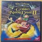 Il Gobbo di NotreDame II - Il segreto della Campana DVD