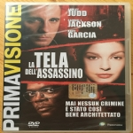 La Tela Dell'Assassino DVD Nuovo Sigillato