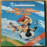 Mic & Mac La Grande Avventura del Calcio DVD